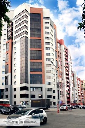 Тонировка фасадов зданий
